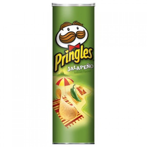 Pringles Jalapeno
