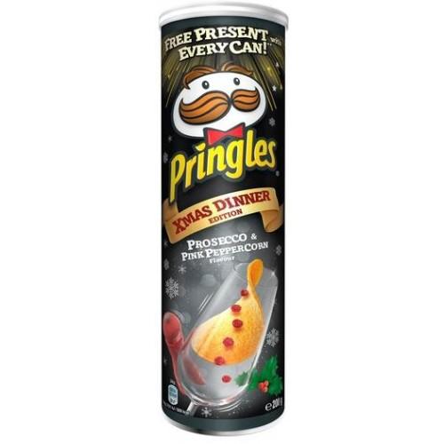Pringles Prosecco and Pepper