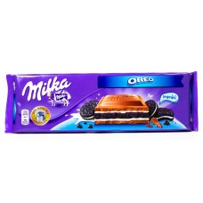 Шоколад Milka With Oreo Cookies (Милка Орео) 300 г.