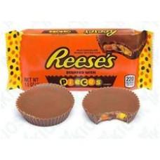Hershey's Reese's Шоколадные тарталетки с арахисовой пастой и драже