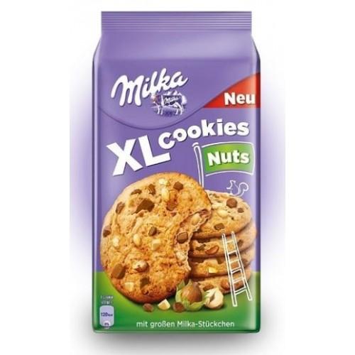 Печенье MILKA XL COOKIE NUT