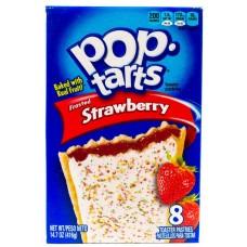 Pop Tarts Frosted Strawberry (Печенье с клубничной начинкой)