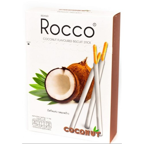 ROCCO Biscuit Stick Coconut