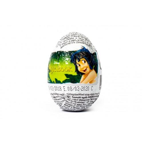 """Шоколадное яйцо с сюрпризом """"Дисней. Книга джунглей"""""""