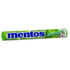 Ментос со вкусом Яблока (Mentos Green Apple)