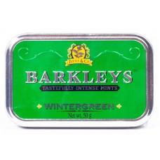 Barkleys Wintergreen (Зимняя свежесть)