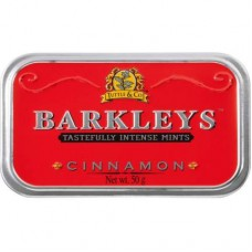 Barkleys Cinnamon  (Корица)