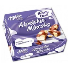 Milka Альпийское Молоко