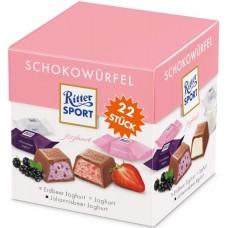 Шоколадные конфеты Ritter Sport  Joghurt