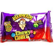 Жевательные конфеты WarHeads Chewy Cubes