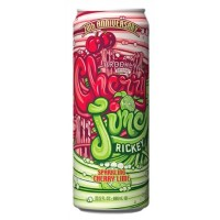 Arizona cherry lime rickey