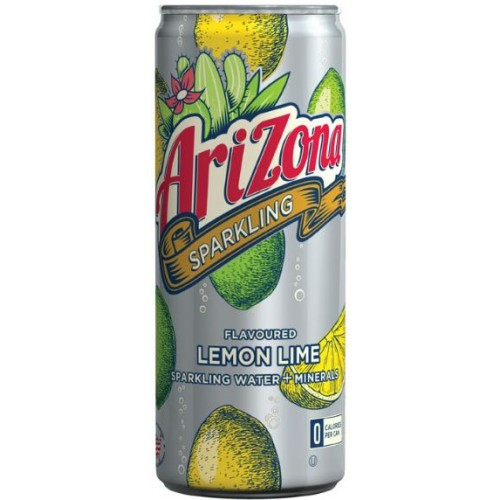 Arizona Sparkling Lemon Lime