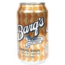 Barqs French Vanilla Cream Soda