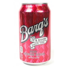 Barqs Red Cream Soda