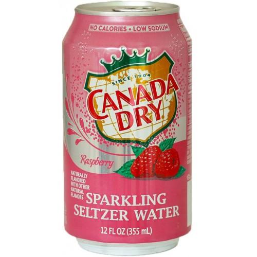 Canada Dry Raspberry