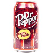 Dr Pepper Cherry Vanilla