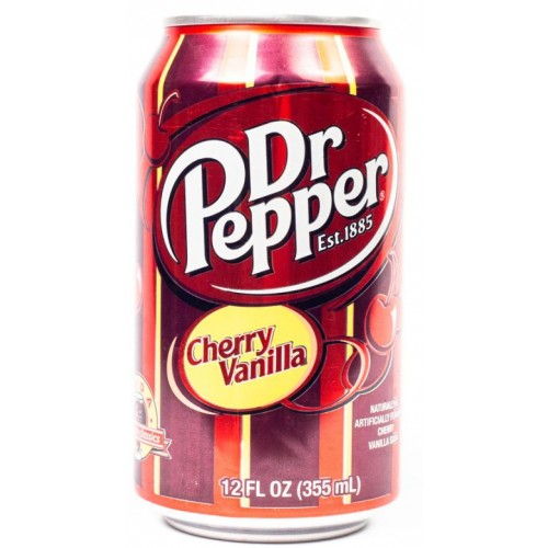 Dr Pepper Cherry Vanilla (Доктор Пэппер)