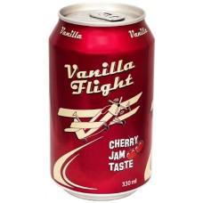 Vanilla Flight Cherry Jam Flavour