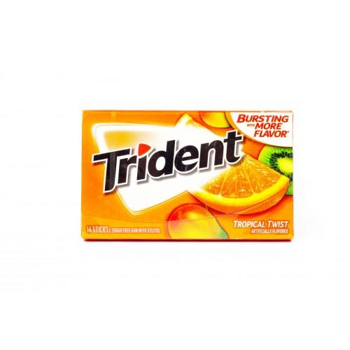 Trident Tropical Twist