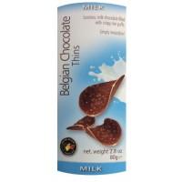 Бельгийские шоколадные чипсы Молоко