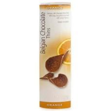 Бельгийские шоколадные чипсы Апельсин