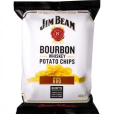 Чипсы Jim Beam Bourbon Whiskey