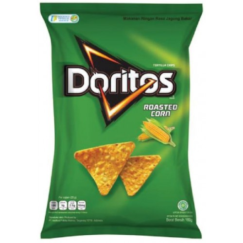 Doritos Tortilla Chips Roasted Corn, 160g