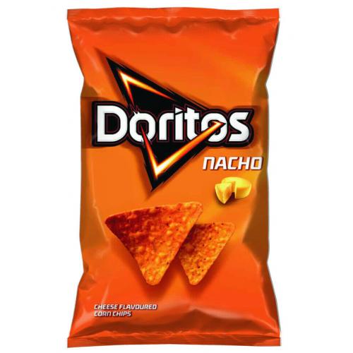 Doritos Tortilla Chips Nacho Cheese, 160g