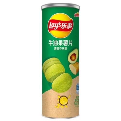 Чипсы Lays Avocado Wasabi