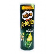 Чипсы Pringles Salt and Seaweed