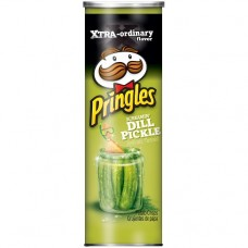 Pringles Screamin' Dill Pickle