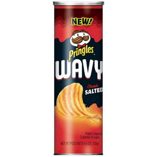 Pringles Classic Salted