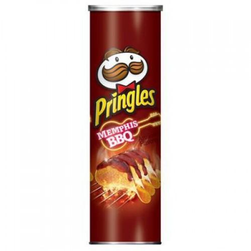 Pringles Memphis BBQ