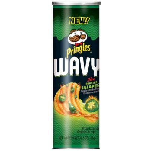 Pringles Roasted Jalapeno