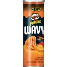 Pringles Smoked Cheddar