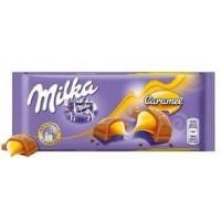 Milka Caramel, 100 g.