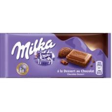 Шоколад Milka Desert Chocolate 100 гр