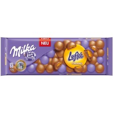 Milka Luflee Caramel, 250 g.