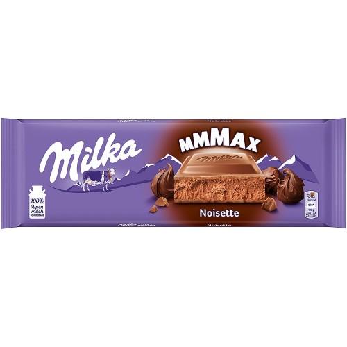 Молочный шоколад Milka Noisette 270г