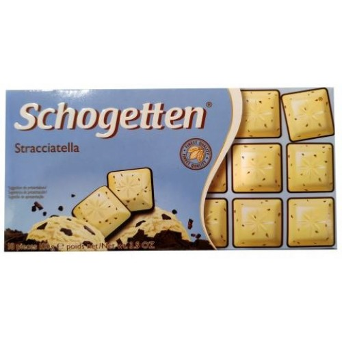 Шоколад Schogetten Stracciatella