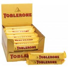 Молочный шоколад Toblerone 35 гр