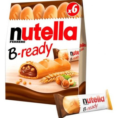 Бисквитное печенье Nutella Be-ready 22 g