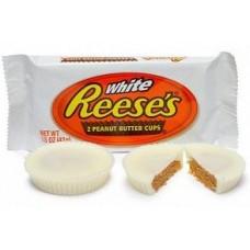 Hershey's Reese's Тарталетки из белого шоколада с арахисовой пастой