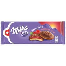 Печенье Milka Jaffa Raspberry Jelly Cookies, 147g