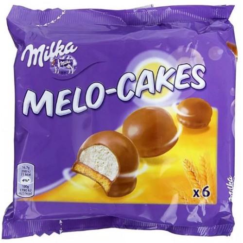 Печенье Milka Melo Cakes 100g