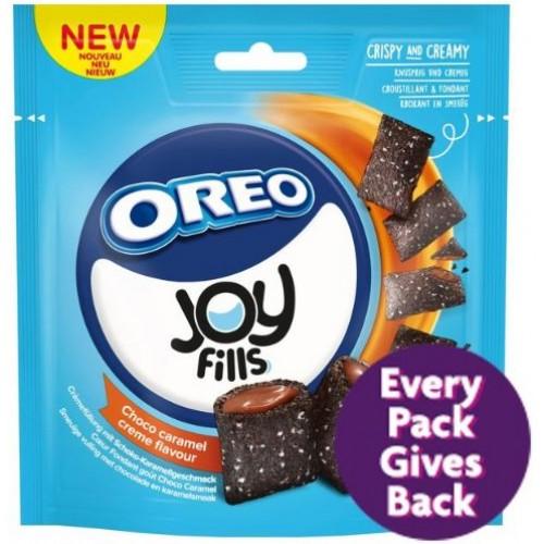 Oreo Joy Fills Choco Caramel