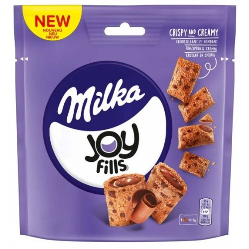 Oreo Joy Fills Milka