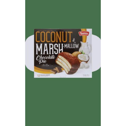 Печенье бисквитное Тести со вкусом кокоса 300 гр