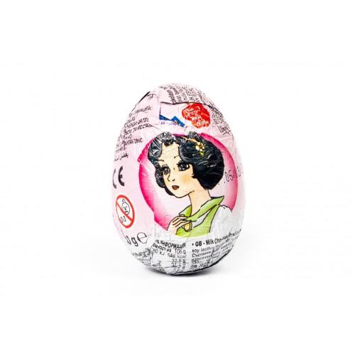 """Шоколадное яйцо с сюрпризом """"Легенда о Белоснежке"""""""