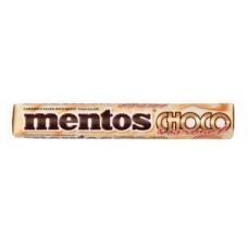 Ментос со вкусом белого шоколада с карамелью (Mentos White Choco Caramel)
